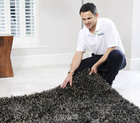 Area Rug Cleaning in Tulsa